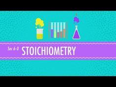 Stoichiometry: Chemistry for Massive Creatures - Crash Course ...