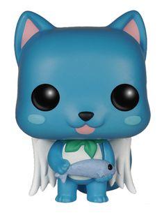 Fairy Tail POP! Animation Vinyl Figur Happy 9 cm  Fairy Tail - Hadesflamme - Merchandise - Onlineshop für alles was das (Fan) Herz begehrt!