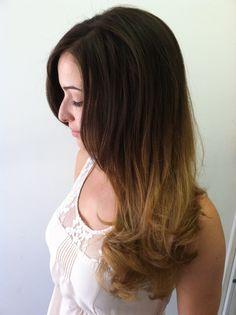 #ombre #hair