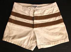 Vintage Duke Kahanamoku Surf Shorts by Kahala.