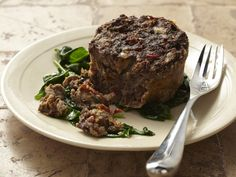 Veggie Meatloaf with Mushrooms and Sun-Dried Tomatoes recipe from Food Network Kitchen via Food Network