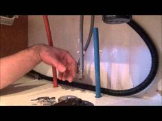 How to Install Pex Pipe Waterlines in Your Home. Part 3 Plumbing Tips!