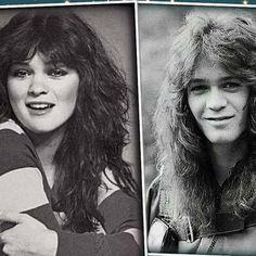Alex Van Halen, Eddie Van Halen, David Lee Roth, Valerie Bertinelli, Some Jokes, 80s Rock, Best Shows Ever, Rock Music, Rock And Roll