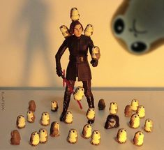"53 Likes, 1 Comments - In a galaxy far far away... (@porgfactory) on Instagram: ""He would like porgs,he have many reasons for that; Porgs literally tried to eat,destroy piece by…"""