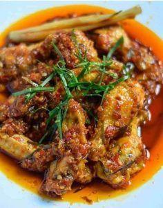 Penggemar Kepak Ayam Mesti Cuba Resipi Ayam Masak Serai Ala Thai Ni Ringkas Dan Sedap Keluarga Di 2021 Resep Ayam Ayam Serai