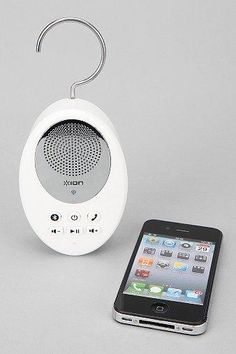 Sound Splash Wireless Waterproof Shower Speaker #urbanoutfitters #FathersDay