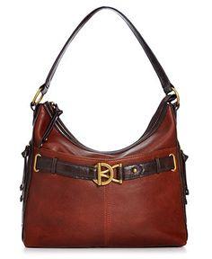 Tignanello Handbag, Vintage Classic Hobo - Hobo Bags - Handbags & Accessories - Macy's