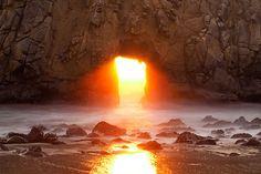 Shine On/Pfeiffer Beach