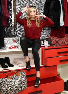 Peyton R. List - Hosts Bongo Style Event at Sears in Del Amo, CA 10/24/2015