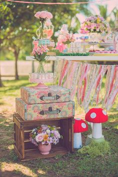 festa infantil picnic giovana 1 ano projeto algodao doce inspire-41