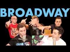 An a cappella top 10 countdown of our favorite broadway songs! What top 10 do you want to hear next? Leave us a comment and let us know! Buy Tickets for the ...
