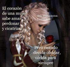 El corazòn de una mujer                            ...