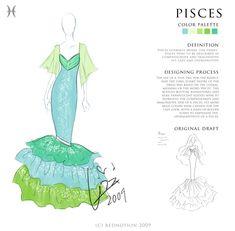 Pisces 雙魚座