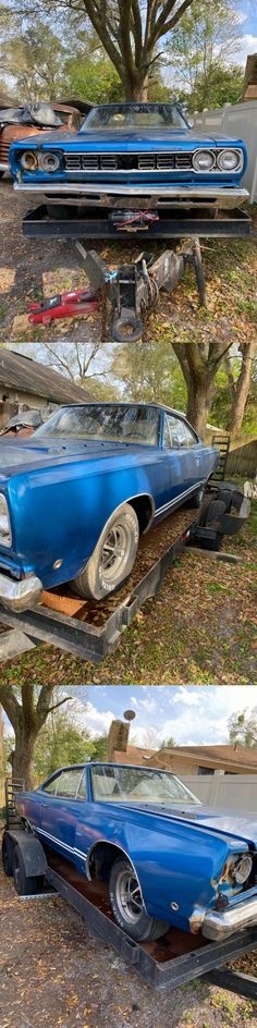 1968 Plymouth GTX project [solid panels] Project Cars For Sale, Plymouth Gtx, Orange Park, Engine Rebuild, Center Console, Automatic Transmission, Projects, Log Projects, Blue Prints