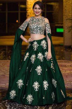 fb7f6173ae3b33 Raw Silk Party Wear Lehenga Choli In Mehandi Green Colour Product Code    LD1770163 Price