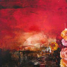 Kevin Sonmor Summer Vanitas 2, 2010 Oil on Linen 20 x 20 in.