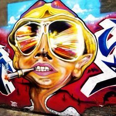 Urban. Urban art. Graffiti. Street art