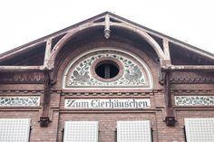 """Eingang """"Zum Eierhäuschen"""" (CC BY-NC-ND)"""