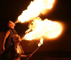 L.A.'s Hottest Professional Fire Performance Company to Perform ...