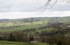 View from #Thornton #Bradford #West Yorkshire my home town :)