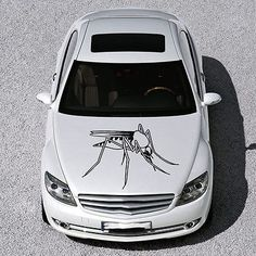 Auto Car Decals Music Instruments Guitar Drums Microphone For Hood - Unique car decals