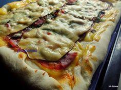 Moje Małe Czarowanie: Pizza Przemka