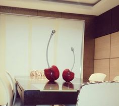 Silver Cherries by Polito