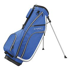 Golf Carts Ideas | Wilson Carry Lite Golf Stand Bag Blue *** You can get additional details at the image link.(It is Amazon affiliate link) #shoutout