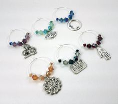 HP Craftalong ~ Spring Semester Detention - May: Mystical Magical Wine Charms