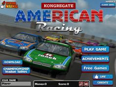 you can play free american racing game online free now this is a car racing