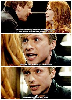 """#Shadowhunters 2x12 """"You Are Not Your Own"""" - Clary and Sebastian"""