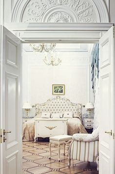 Ceiling medallion for over door frame Pins of the Week: Tufting - lookslikewhite Blog - lookslikewhite