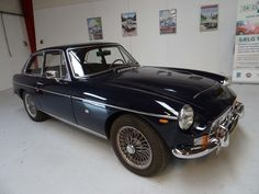 1969 MG MGC GT  Beautiful MGC GT in great mechanic and cosmetic condition. The car startes, drive and stop as it should without any problems. A car that can be enjoyed as is for many years to come. This is a left-hand drive car with an odometer in kilometers.   Car Specification:  Odometer: 71,853 kilometers  Transmission: Manual  Engine number: 290B/ RU /H 157  Car number : GCD1 / 5852 G  Engine: 2,912 cc (2.9 L) C-Series I6, 150 bhp  Carburetor: 2x SU HS6 Type: AUD 9 & AUD 341P  - K247 Cars For Sale, Classic Cars, Engineering, Vehicles, Cars For Sell, Vintage Classic Cars, Car, Technology, Classic Trucks