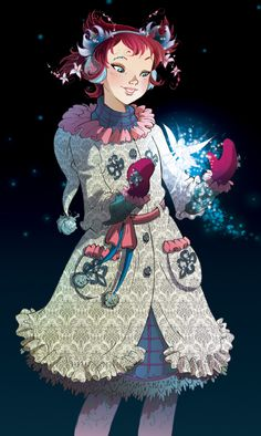 Fairy Oak-Pervinca Periwinkle: Daughter of the Night