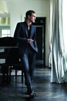 Dark suits [ CLICK HERE! ] jockstrapcentral.com | #fashion #style #shop #jock