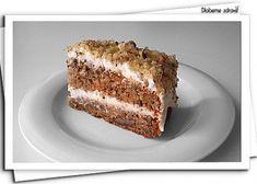 Bezlepkový mrkváček aneb mrkvový dortík recept - TopRecepty.cz Gluten Free Recipes, Vanilla Cake, Free Food, Banana Bread, French Toast, Homemade, Vegan, Cooking, Breakfast