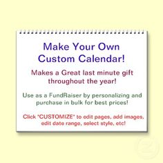 Wall Calendar In WireO Binding With Hole Hanging  Promotion Gift