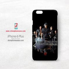 Final Fantasy XV iPhone 6 6s Plus Cover Case