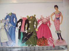 "Vintage 1973 ""Walt Disney's Mary Poppins"" Paper Doll | eBay"