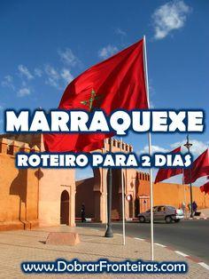 A palavra Marraquexe traz-nos de imediato à mente exotismo, calor, agitação, enfim: Marrocos. Venha conhecer Marraquexe, os seus monumentos e marcados