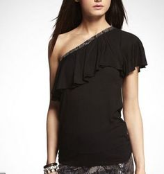 #ExpressJeans  - Super cute top for just about any occasion.