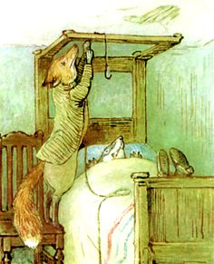 The Tale Of Mr. Tod, by Beatrix Potter