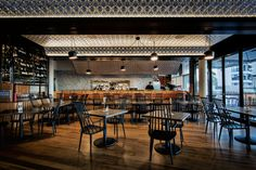 Walt & Burley, Canberra. Design by Luchetti Krelle. Photography by Michael Wee