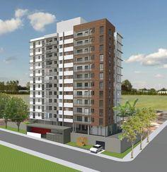 Edifício Residencial - São José do Rio Pardo | SP