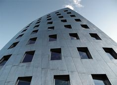Gehry-Tower in Hannover
