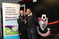 Wave 105 Cash for Kids partners with AFC Bournemouth Community Sports Trust Wave 105 Cash for Kids is proud to announce its partnership with AFC Bournemouth's Community Sports Trust. Through its partnership, Wave 105 Cash for Kids will work with the trust to plan a series of fundraising events throughout the year.    Formed in 2007, the AFC Bournemouth Community T... http://www.thedorsetpost.co.uk/2014/04/wave-105-cash-kids-partners-afc-bournemouth-community-sports-tr