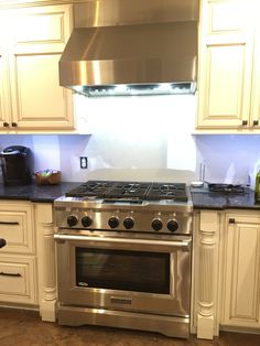 A Powerful Exhaust Fan Kitchenaid 174 36 Inch Commercial