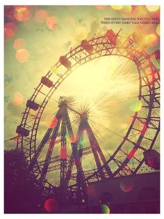 Ride carousel and ferris wheel, and join pie eating contest at an old-timey carnival Vintage Photography, Art Photography, Amazing Photography, Carnival Rides, Carnival Girl, Carnival Wedding, Favim, Summer Of Love, Summer Fair