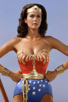 Lynda Carter is the reason why there will be no other live action Wonder Woman. She IS Wonder Woman.