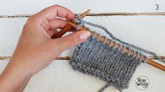 Trucos para tejer mas rapido dos agujas-Soy Woolly